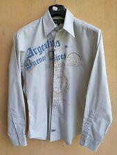 maglia t-shirt polo felpa camicia uomo giacca men LA MARTINA S M GRIGIO