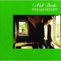 NICK DRAKE - FIVE LEAVES LEFT  CD  10 TRACKS ROCK & POP  NEU