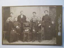 Genarp & Dalby - 7 Personen - 5 Frauen & 2 Männer - Gruppenbild / KAB