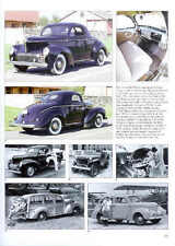 1941 Willys Article - Must See !! DeLuxe Coupe + Pickup Truck + Woody + MA Jeep