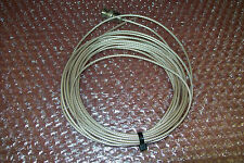 "Amphenol Used 69475 250"" BNC Male, Open End Cable"