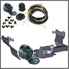 Towbar & Electric 13pin Ford Transit without Rear Step 2000 - on / flange ball