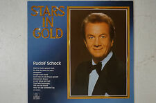 Rudolf Schock Stars in Gold Lehár Tauber Böhm de Curtis Stolz Kálmán May (LP38)
