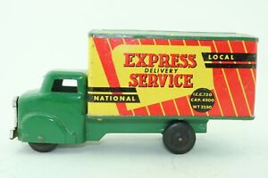 Wyandotte Express Delivery Truck - pressed steel - USA - 1940s 10""