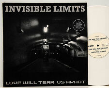 Invisible Limits    Love will tear us apart     White Label      12´      NM # N