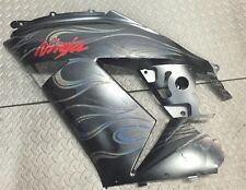 06-11 08 Kawasaki ZX-14 Oem Left Side Mid Fairing Cowl Plastic Special Edition