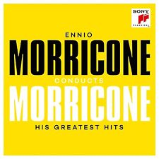 ENNIO MORRICONE - ENNIO MORRICONE CONDUCTS ENNIO MORRICONE   CD NEU