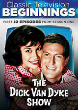 The Dick Van Dyke Show - First 10 Episodes DVD Classic Television Beginnings