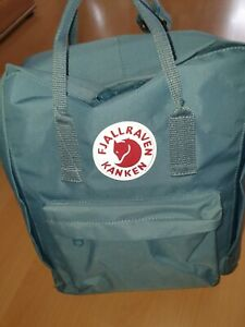 18 L Fjällräven Kanken Laptop Schultasche Tagesrucksäcke Rucksack Rucksäcke blau