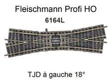 Fleischmann N piccolo Arc douce à Gauche