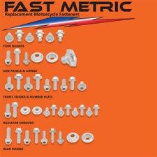 2016 KTM 500 XC-W Plastics & Body Bolt Kits-EVERY Fastener you need-GUARENTEED