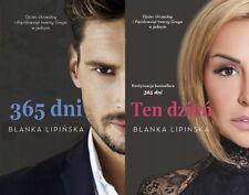 365 DNI - Blanka Lipinska Polish Book Polska Ksiazka