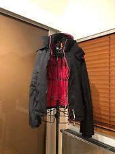SUPERDRY Original Windcheater - Damen Jacke mit Kapuze Gr. L - G5IZ039F2