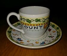 Mary Engelbreit Tea Cup & Saucer Set Count Your Blessings