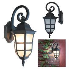Outdoor Wall Fixture Exterior Lantern Porch Lamp Sconce Patio Lighting Light