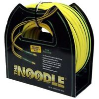 "Rol-Air 14100NOODLE 1/4"" x 100' Noodle Air Hose with Coupler and Plug"