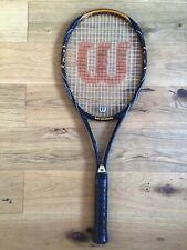 Wilson K Factor am Blade Tour 93 Tennis Racket. Grip 4. Excellent Condition