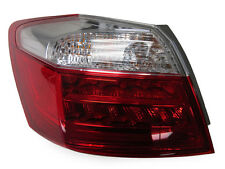 Rear Outer Left Driver Side LED Replacement Tail Light For 13 14 15 Honda Accord