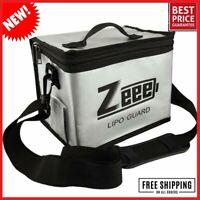 Zeee Lipo Battery Fireproof Explosionproof Safe Bag Large Capacity Storage Char