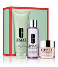 Nib Clinique Super Skincare 3-Pcs Jumbo Size Gift Set