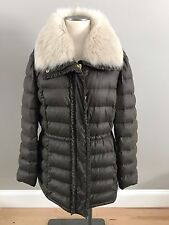 NWT WOMENS ESCADA JACKET, Style: 5010808, Fur Collar Color: Fantasy, Size: 44