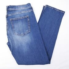 BANANA REPUBLIC Womens Size 28/6 Girlfriend Tapered Leg Blue Jeans 30 x 26