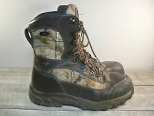 """Red Wing Irish Setter Trail Phantom Safety 9"""" 400G 4842 Men's Hunting Boots 13 D"""