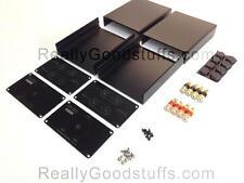 L-Pad Enclosure Box Case for Fostex T90A T900A T500A T925A JBL 2402 2404n 2405