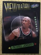 1997-98 Michael Jordan Ultra Fleer View to a Thrill #VT1