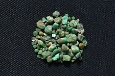 Lot Emeraude Afghanistan 50,00ct  gemstones rough beryl mineral unheated emerald