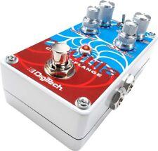 DigiTech NAUTILA Chorus & Flanger Stomp Box Guitar Effect Pedal