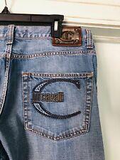 Just Cavalli Blue Jeans Size 34/36