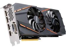 GIGABYTE GeForce GTX 1060 DirectX 12 GV-N1060G1 GAMING-3GD 2.0 3GB 192-Bit GDDR5