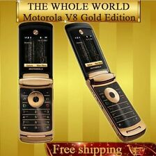 ORIGINAL 100% Unlocked Motorola Razr 2 V8 GSM Flip Cell Phone 2GB Warranty FREE
