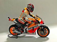 1:12 Tamiya Full Detail Honda RC213V Marc Marquez 2014 Bike + Figure UNIQUE NEW