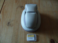 Xyron Handheld Cordless Printer Design Runner Disc  ,Holder, Instructions