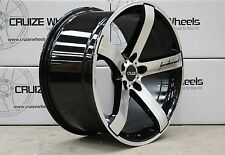 "19"" BMF BLADE ALLOY WHEELS FIT VW CADDY CC EOS GOLF JETTA PASSAT SCIROCCO SHARAN"