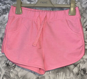 Girls Age 7-8 Years - Pink Matalan Shorts