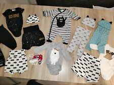 Baby Bekleidungs Paket, Junge, Gr. 62/68, H&M, Star Wars & Batman, 16 Teile