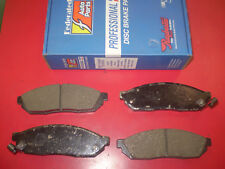 Disc Brake Pad-Front Brake Pad-New Federated FD-281 fits 1982 Honda Civic