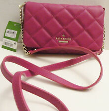 NWT Kate Spade New York Crossbody - Emerson Place Julee Berry Tartlet