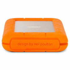 "LaCie Rugged Thunderbolt USB 3.0 2 TB External 3.5"" Hard Drive -STEV2000400 HDD (Hard Disk Drive)"