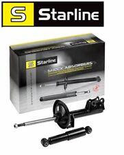 Starline / Seven Kit 4 ammortizzatori anteriori  posteriori Fiat Panda 1992-2004