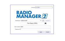 Radio Manager 2 TETRA radio programming software for Sepura