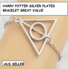 Silver Plated Fashion Bracelets