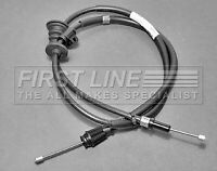 Handbrake Cable fits VOLVO 850 2.3 Rear Left or Right 93 to 97 Hand Brake New