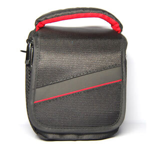 Water-proof Anti-shock Camera Shoulder Case Bag For Pentax X-5 Q4