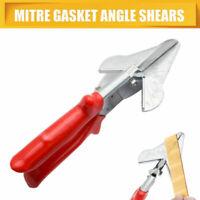 New 45° Mitre Shears Multi Angled Steel Trim Cutters PVC Trim Tube Cut Hand Tool