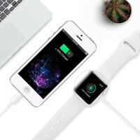 2 in 1 Fast Charger Wireless Charging For iPhone X/8P iWatch Apple Watch