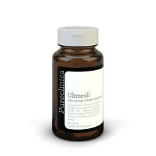 UltraColl - 1 month supply of anti-ageing Marine Collagen caps. Patented blend